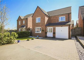 Thumbnail 4 bedroom detached house for sale in Banksman Way, Swinton, Manchester