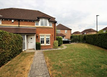 Thumbnail 2 bed semi-detached house for sale in Wenham Road, York