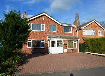 Thumbnail 5 bed detached house for sale in Gainsborough Crescent, Hillmorton, Rugby