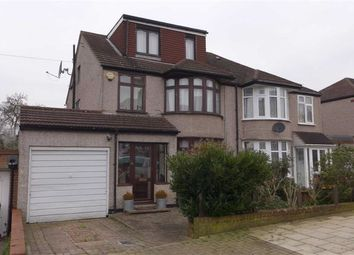 Thumbnail 5 bed semi-detached house for sale in Drummond Drive, Stanmore