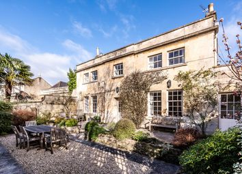 Thumbnail 4 bed mews house for sale in Lansdown, Bath