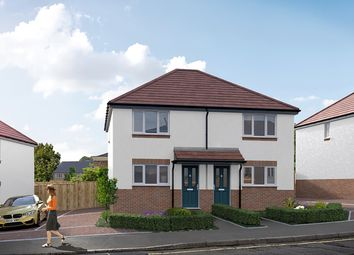 Thumbnail 2 bed semi-detached house for sale in The Carsington, Thornfield Mews, Chesterfield