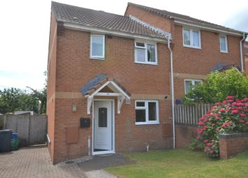 Thumbnail 3 bed semi-detached house for sale in Deepways, Budleigh Salterton, Devon