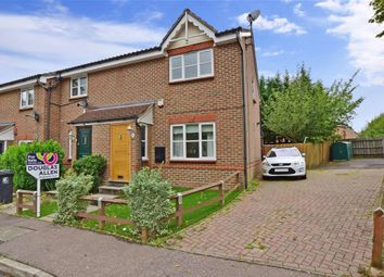 Thumbnail 3 bed end terrace house for sale in Bryony Close, Loughton, Essex