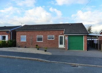 Thumbnail 3 bed bungalow to rent in The Willows, Hulland Ward, Ashbourne