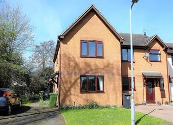 Thumbnail 1 bed end terrace house to rent in The Pastures, Lower Bullingham, Hereford
