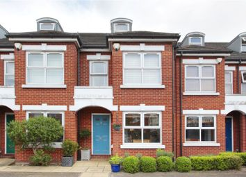 Thumbnail 4 bed terraced house for sale in Grove Place, Cathles Road, Clapham South, London