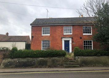 Thumbnail 4 bed detached house for sale in College Road, Framlingham, Woodbridge