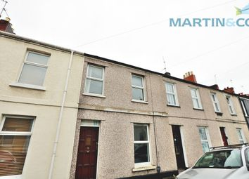Thumbnail 4 bedroom terraced house to rent in Plasnewydd Road, Roath, Cardiff