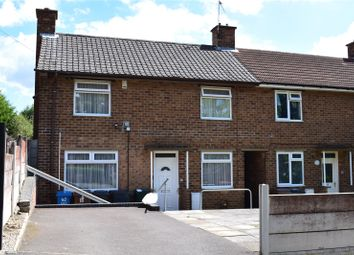 Thumbnail 2 bed end terrace house for sale in Depedale Ave, Kirk Hallam, Ilkeston, Derbyshire