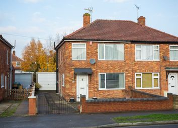 Thumbnail 3 bed semi-detached house for sale in Anthea Drive, Huntington, York