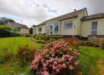 Thumbnail 2 bed detached bungalow for sale in Pelynt, Looe, Cornwall