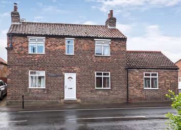 Thumbnail 4 bed detached house for sale in Front Street, Middleton On The Wolds, Driffield
