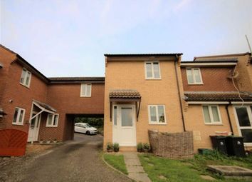 Thumbnail 3 bed terraced house for sale in Meadow View Road, Weymouth, Dorset