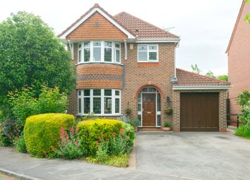 Thumbnail 3 bed detached house for sale in Wike Ridge Avenue, Leeds, West Yorkshire