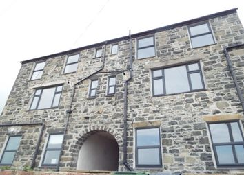 Thumbnail 2 bed flat to rent in High Street, Penmaenmawr