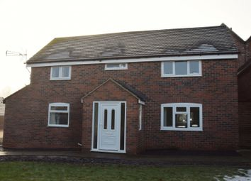 Thumbnail 4 bed detached house for sale in Burton Road, Ashby De La Zouch