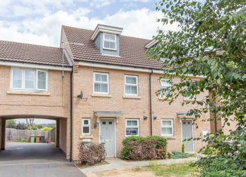 Thumbnail 3 bed town house for sale in Burywell Road, Wellingborough