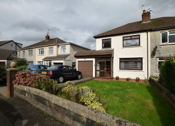 Thumbnail 3 bed semi-detached house for sale in Coryton Rise, Whitchurch, Cardiff.