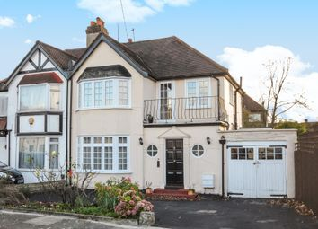 Thumbnail 3 bed semi-detached house for sale in Clarendon Gardens, Hendon NW4,