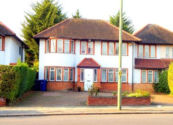 Thumbnail 4 bed link-detached house for sale in Selvage Lane, Mill Hill