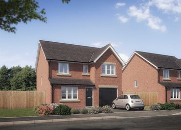 "Thumbnail 4 bed detached house for sale in ""The Longthorpe "" at Stane Street, Billingshurst"