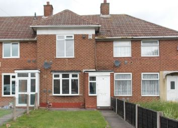 Thumbnail 2 bed terraced house for sale in Fordfield Road, Birmingham