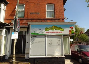 Thumbnail Retail premises to let in Harrow Road, Leicester