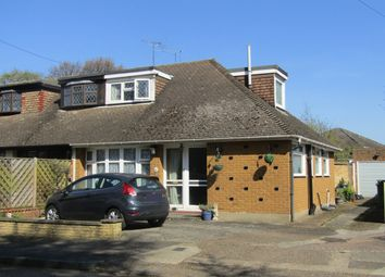 Thumbnail 3 bedroom property for sale in Beverley Close, Hornchurch