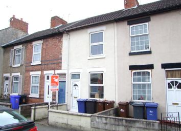 Thumbnail 2 bed terraced house for sale in Oak Street, Burton-On-Trent
