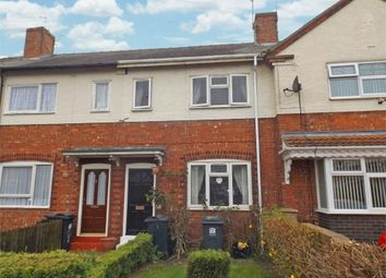 Thumbnail 2 bed terraced house for sale in Westminster Road, Darlington, Durham