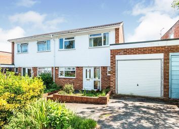 Thumbnail 4 bed semi-detached house to rent in Irwell Close, Basingstoke