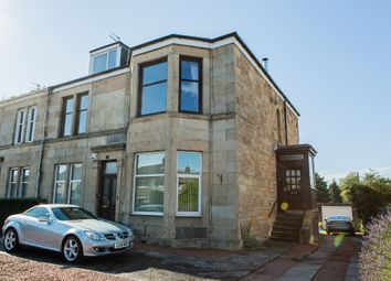 Thumbnail 4 bed flat for sale in Hawkhead Road, Paisley