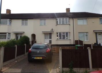 Thumbnail 3 bed terraced house for sale in Bexwell Close, Clifton, Nottingham, Nottinghamshire