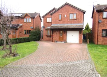 Thumbnail 5 bed detached house for sale in Graftdyke Close, Rossington, Doncaster