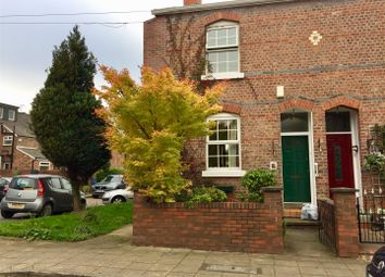 Thumbnail 2 bed end terrace house to rent in Borough Road, Altrincham