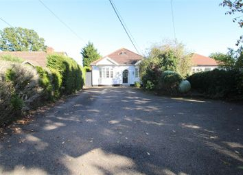 Thumbnail 4 bed detached house for sale in Little Warley Hall Lane, Little Warley, Brentwood