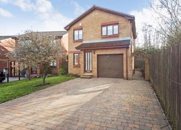 Thumbnail 3 bed detached house for sale in Dickens Grove, Newarthill, Motherwell, North Lanarkshire