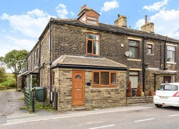 Thumbnail 1 bed terraced house for sale in Preistley Hill, Queensbury, Bradford