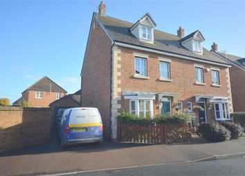 Thumbnail 4 bed semi-detached house for sale in Coltishall Close, Quedgeley, Gloucester