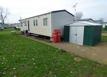 Thumbnail 3 bedroom mobile/park home for sale in Canada Drive, Billing Aquadrome, Little Billing, Northampton