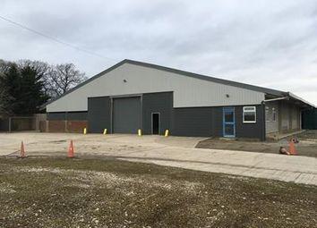 Thumbnail Warehouse to let in Unit 4&5, Addington Business Park, Winslow, Buckinghamshire
