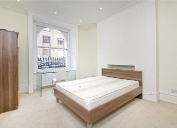 Thumbnail 3 bed flat to rent in North Gower Street, Euston, London