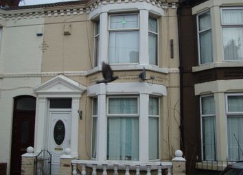 Thumbnail 3 bed terraced house to rent in Canon Road, Liverpool