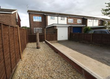 Thumbnail 3 bed end terrace house for sale in Harpswell Close, Gainsborough