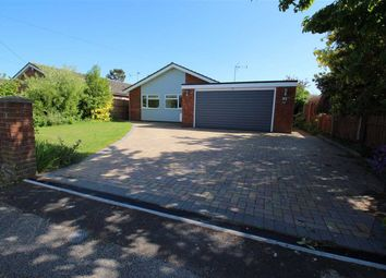 Thumbnail 3 bed detached house for sale in Windrush Road, Kesgrave, Ipswich