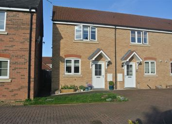 Thumbnail 2 bed end terrace house for sale in Bath Road, Eye, Peterborough