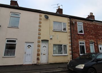 Thumbnail 3 bedroom terraced house for sale in Clinton Terrace, Gainsborough