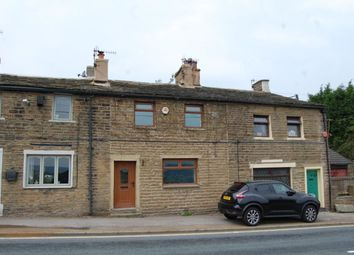 Thumbnail 2 bed terraced house for sale in Thane Row, Cliviger, Burnley