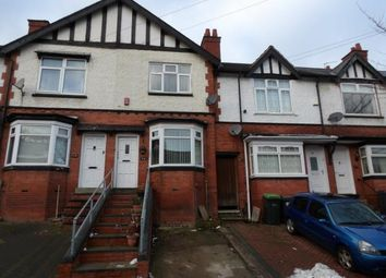 Thumbnail 3 bed terraced house for sale in Rosefield Road, Smethwick, Birmingham, West Midlands